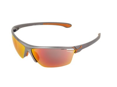 Gafas deportivas Cébé Cinetik 2 Metallic Grey / 1500 Multilayer + Yellow + Clear