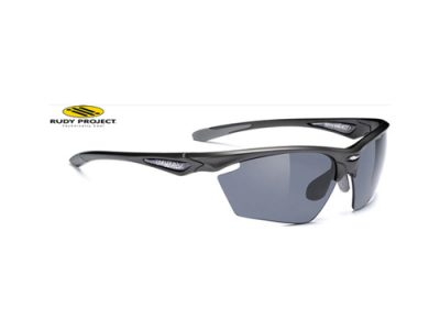 Gafas deportivas Rudy Project Stratofly Black Anthracite / RPO Smoke Black
