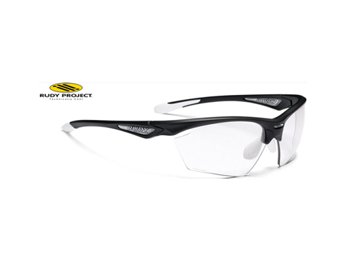 Gafas deportivas Rudy Project Stratofly Black Gloss / RPO Photoclear
