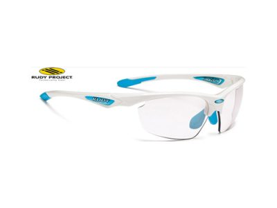 Gafas deportivas Rudy Project Stratofly White Gloss / RPO Photoclear