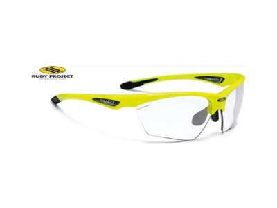 Gafas deportivas Stratofly Yellow Fluo / Photoclear