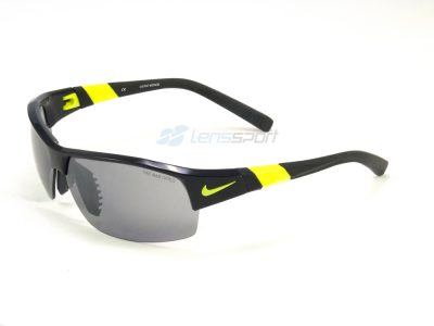 Gafas deportivas Nike Show X2 EV0620 007 Black Voltage / Lentes Grey Silver Flash + Outdoor