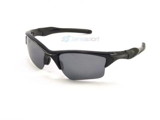 Gafas deportivas Oakley Half Jacket 2,0 XL Polished Black / Black Iridium Polarized