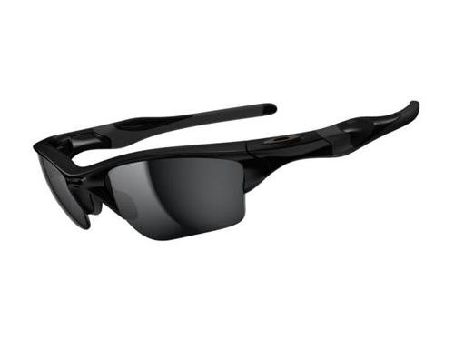 Gafas deportivas Oakley Half Jacket 2,0 XL Polished Black / Black Iridium