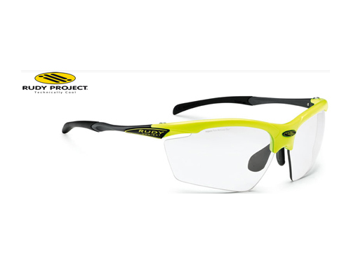 Gafas deportivas Rudy Project Yellow Fluo Gloss / IMPACTX Photochromic Clear