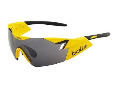 Gafas deportivas Bollé 6th SENSE Shiny Yellow-Black / TNS Gun