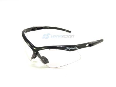 Gafas deportivas Spiuk Ventix GVENNGLU (Black) / Photochromic Lumiris II + Mirror Red