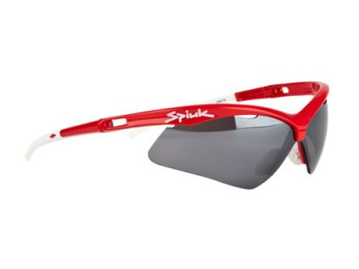 Gafas deportivas Spiuk Ventix GVENRJ02 / Flash Mirror Smoke + Orange + Clear