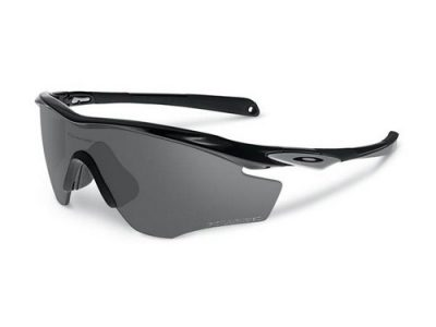 Gafas deportivas Oakley M2 Frame Polished Black - Black Iridium Polarized