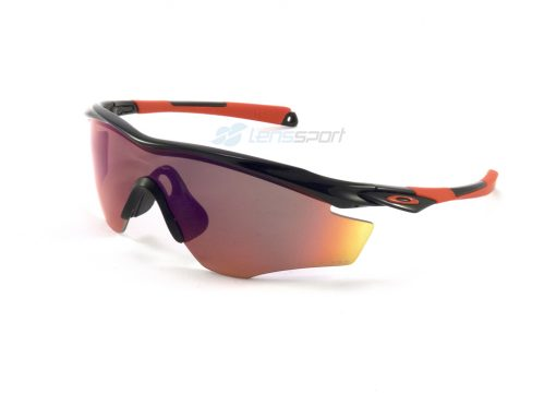 Gafas deportivas Oakley M2 Frame Polished Black - OO Red Iridium Polarized