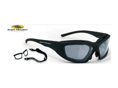 Gafas deportiavs Rudy Project Guardyan Matte Black / RPO Smoke Black