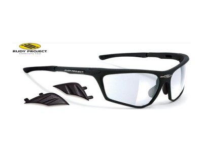 Gafas deportivas Rudy Project Zyon Matte Black / IMPACTX Photochromic Clear
