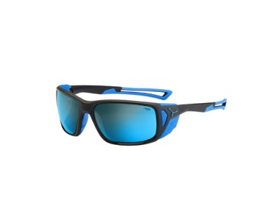 Gafas de Sol Cébé PROGUIDE CBPROG1 Matt Black Blue / 4000 Grey Mineral Flash Blue