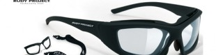 Gafas deportivas Rudy Project Guardyan Matte Black / IMPACTX Photochromic Clear