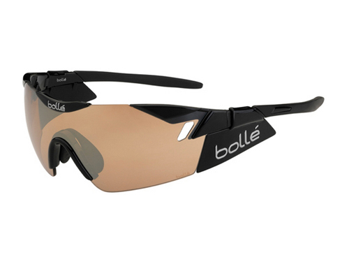 Gafas deportivas Bollé 6TH Sense 11881 Shiny Black / Modulator V3 Golf oleo AF