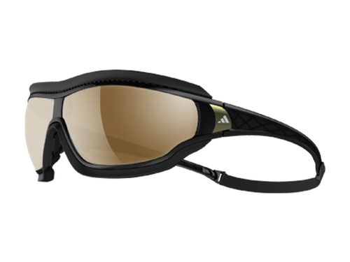 Gafas deportivas adidas Tycane pro Outdoor Black Shiny & Grey - LST Bluelightfilter