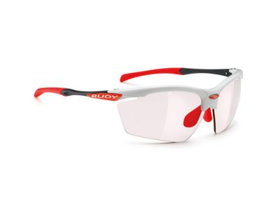 Gafas deportivas Rudy Project Agon White Gloss / IMPACTX Photochromic