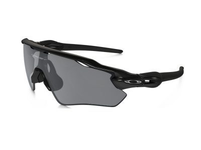 Gafas deportivas Oakley Radar EV Path Polarized Polished Black / Black Iridium Polarized