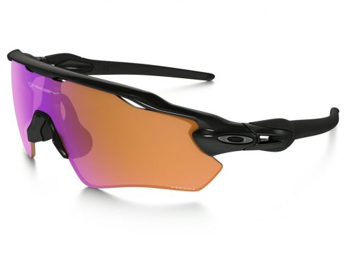 Gafas deportivas Oakley Radar EV Path Polished Black / PRIZM Trail
