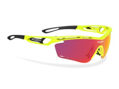 Gafas deportivas Tralyx Yellow Fluo Gloss / Multilaser Orange