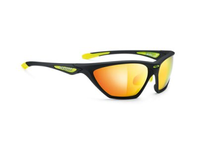 Gafas deportivas Firebolt Black Soft / Multilaser orange