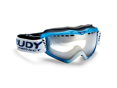 Máscara Rudy roject Klonyx Snow Sferik Frozen Blue / IMPACTX Photochromic Multilaser Clear
