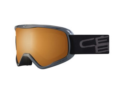 Máscara de nieve Cébé Razor L CBG63 SOFT GREY / ORANGE