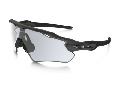 Gafas deportivas fotocromáticas Oakley Radar EV Path Polished Black / Photochromic Clear to Black -OO9208-45