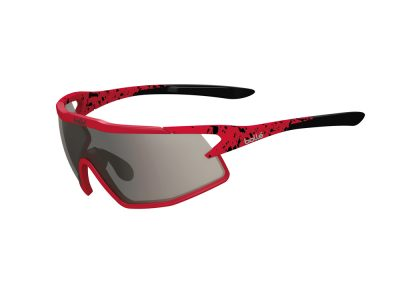 Gafas deportivas Bollé B-ROCK 12153 Matte Red and Black - TNS Gun