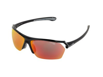 Gafas de Sol Cébé Running WILD CBWILD3 Shiny Black - 1500 Grey Orange FM 3 + Yellow 1 + Clear 0