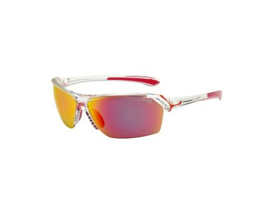 Gafas de Sol Cébé Running WILD CBWILD6 Cristal Pink - 1500 Grey Orange FM 3 + Yellow 1 + Clear 0