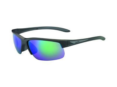 Gafas de sol ciclismo Bollé BREAKER 12109 Matte Anthracite Grey - Brown Emerald