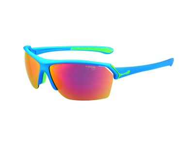 Gafas running Cébé Running WILD CBWILD7 Blue / 1500 Grey Orange FM