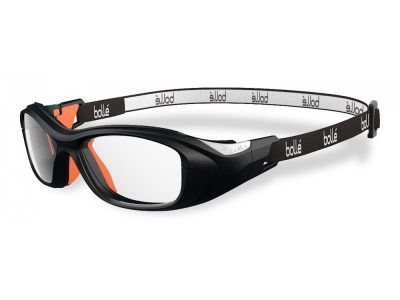 Gafas de protección Bolle Swag Strap Black Orange