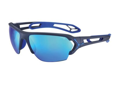 Gafas deportivas Cébé S'Track CBSTL16 Matt Ciment Blue / 1500 Grey Blue Flash