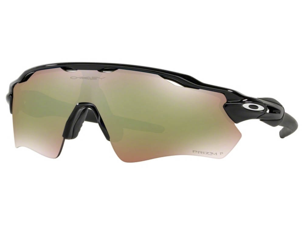 la mejor actitud 676db eb3e0 Oakley Radar EV Path Polished Black PRIZM Shallow H2O Polarized